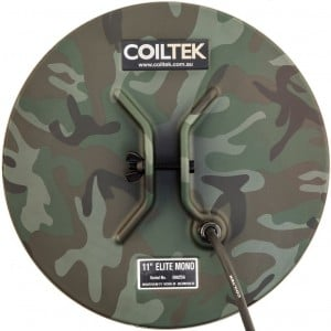 Coiltek Round Elite 11in - Camo