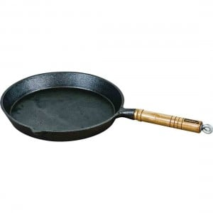 Campfire Pioneer Cast Iron Round Frypan