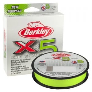 Berkley X5 Braid - 300m
