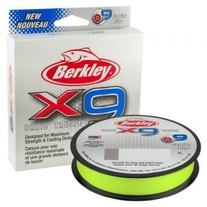 Berkley X9 Braid - 2000m