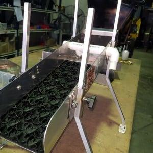 Gold Rat 6 Inch Mini Dream Mat Cleanup Sluice With Legs