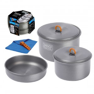 360 Degrees 360 Large Cook Set