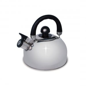 Campfire 2.5 Litre Stainless Steel Whistling Kettle