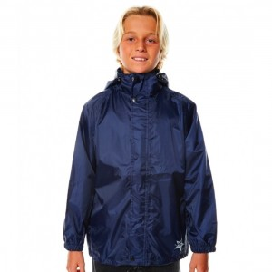 XTM Stash II Kids Rain Jacket