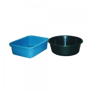 Supex Rectangular Plastic Basin
