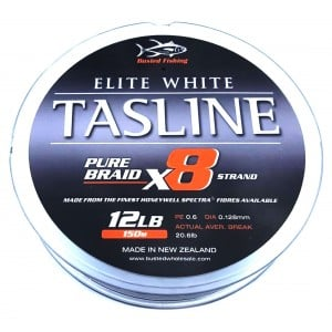 Busted Fishing Tasline x8 Pure Braid