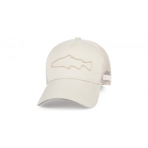 Costa Stealth Cap - Trout Khaki