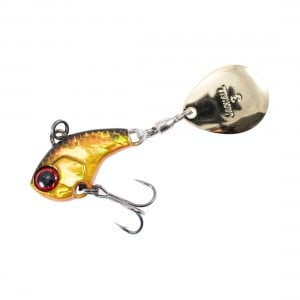 Jackall Deracoup Tail Spinner