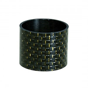 Perfect Fit Carbon Thread Cover