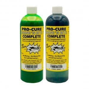 Pro-Cure Brine N Bite Complete Bait Brine