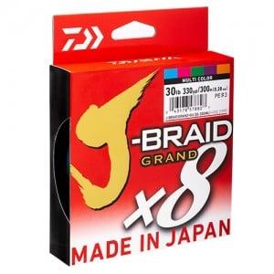 Daiwa J-Braid Grand x8 - 300m