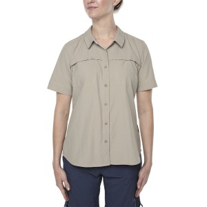 Vigilante Womens Chasm Short Sleeve Shirt