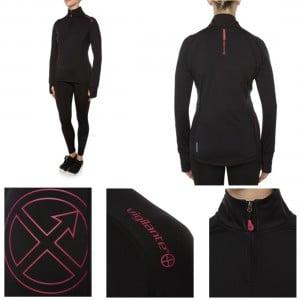 Vigilante FarNorth 1/4 Zip Womens Jersey
