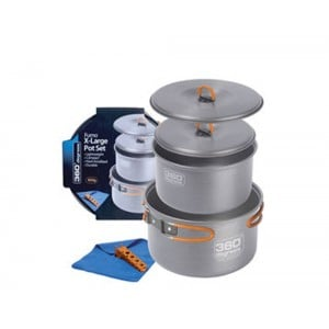 360 Degrees Furno X Large Pot Set