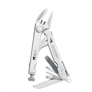 Leatherman Crunch Premium Leather Sheath