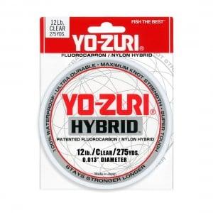 Yo-Zuri Hybrid Fluorocarbon / Nylon - 600yds