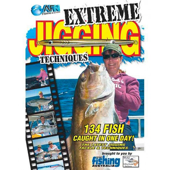 AFN Extreme Jigging Techniques DVD