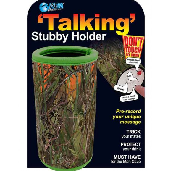 AFN Talking Stubby Holder