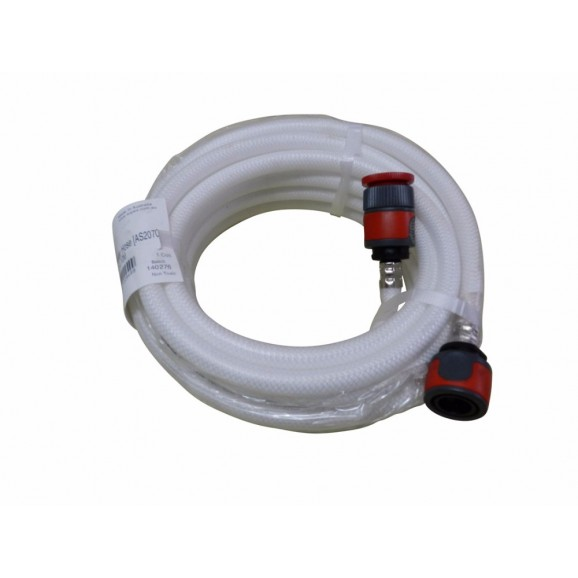 Supex 10m Coil Drinking Water Hose incl. Fittings