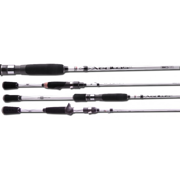 Abu Garcia Veritas 2.0 Light Jigging Rod