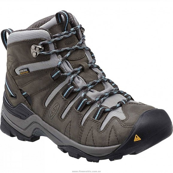 Keen Gypsum Mid WP Womans Shoe