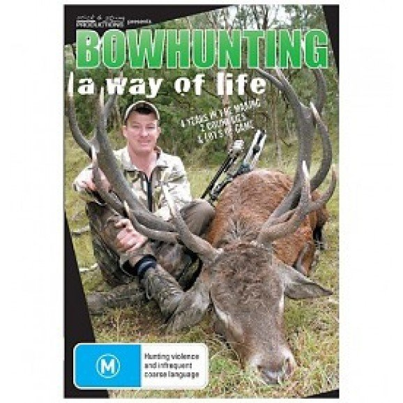 Blade Productions DVD Bowhunting A Way Of Life