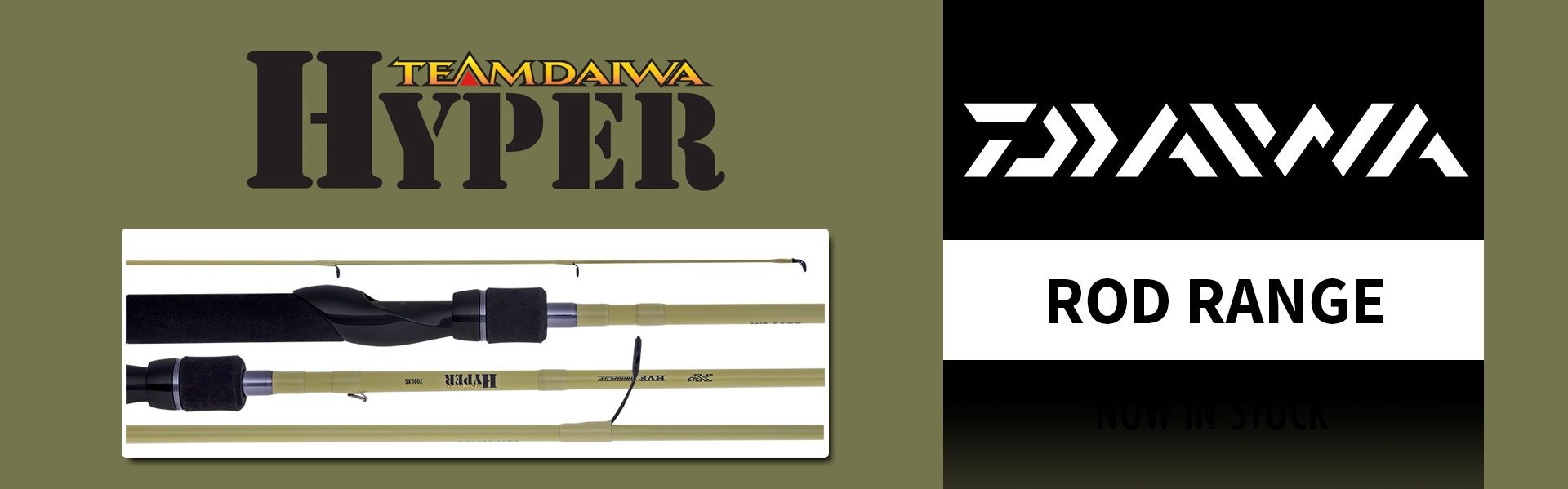 Daiwa Hyper Rods