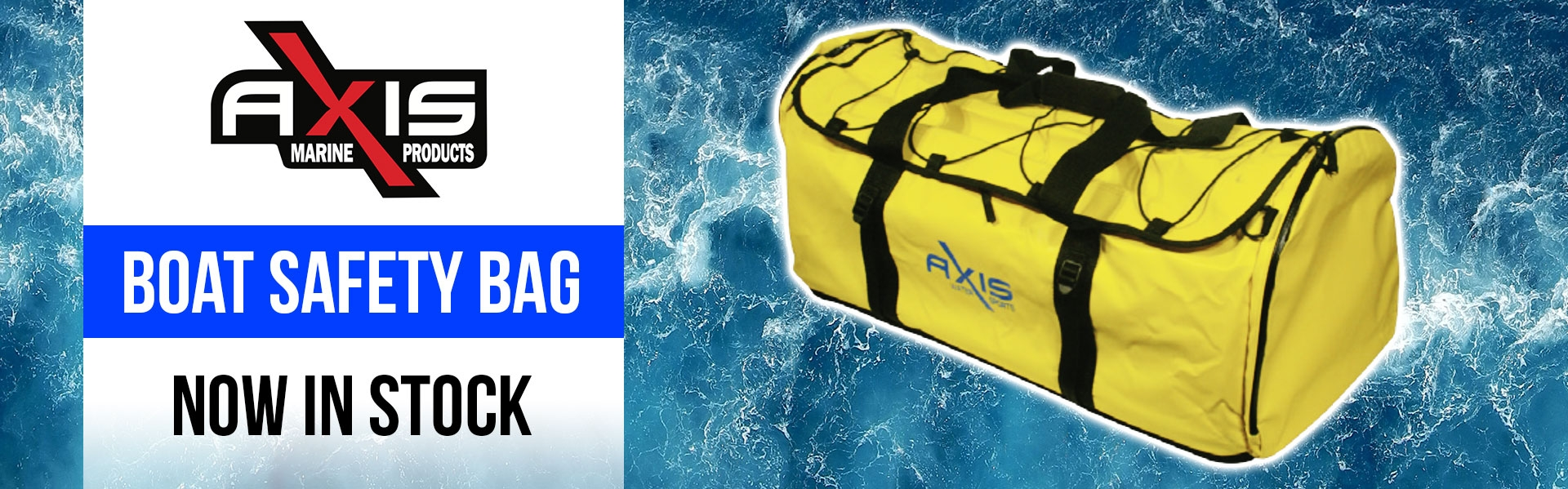 AXIS 90L SAFETY BAG