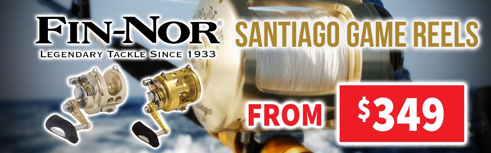Fin-Nor Santiago Special