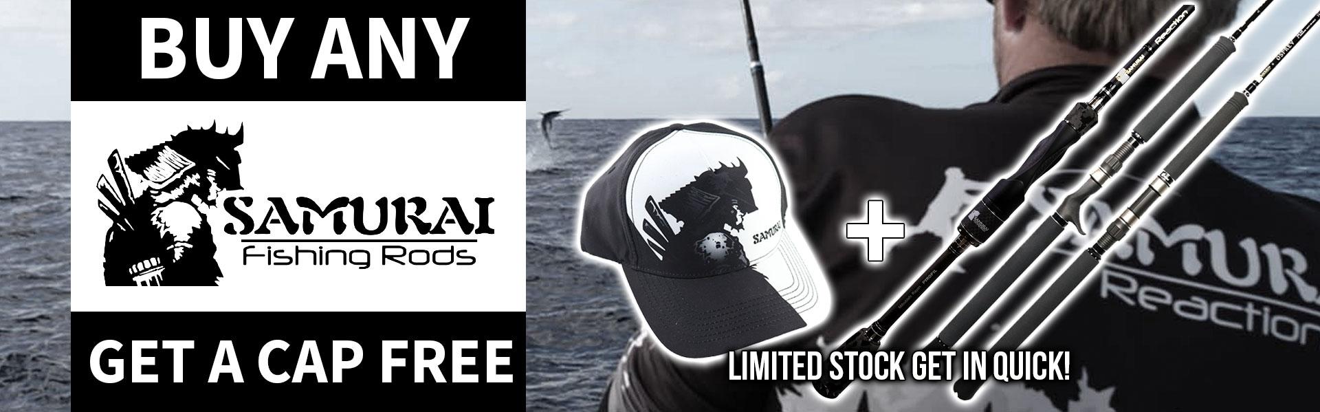FREE SAMURAI CAP