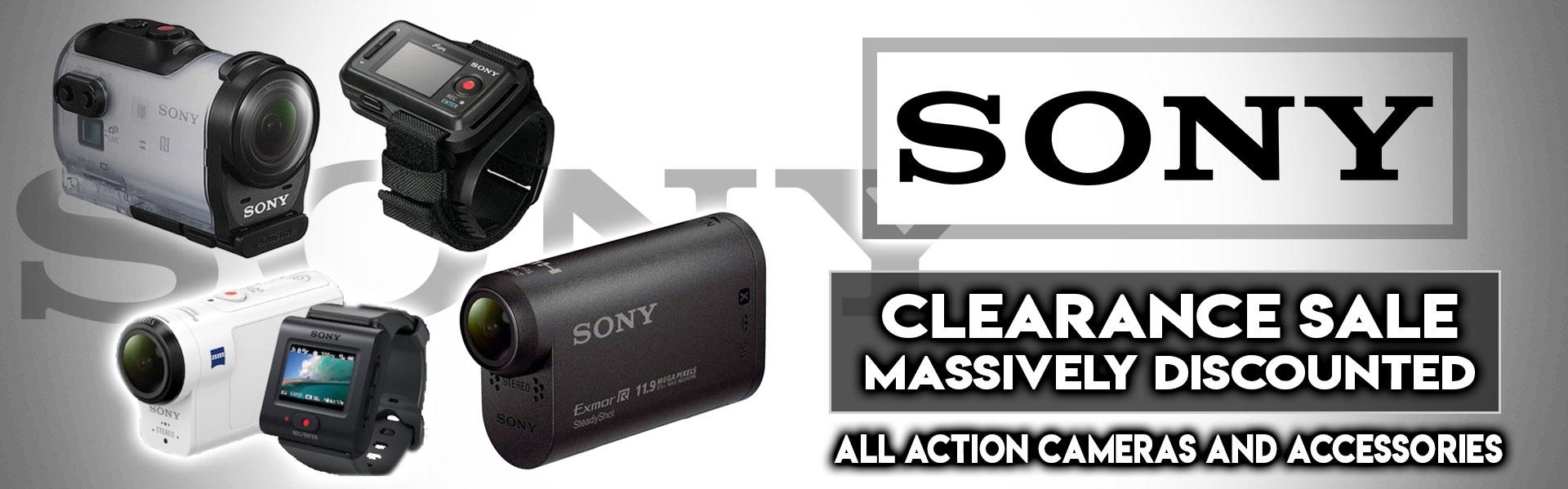 Sony Clearance