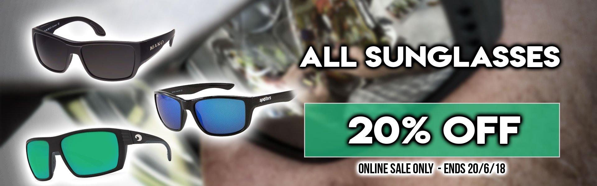 All Sunnies 20% off