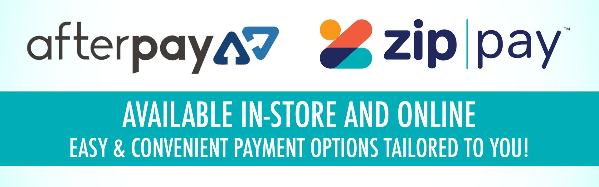 Afterpay & Zip Pay