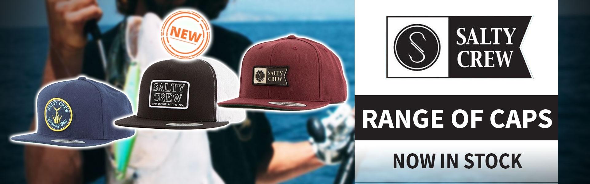 Salty Crew Hats