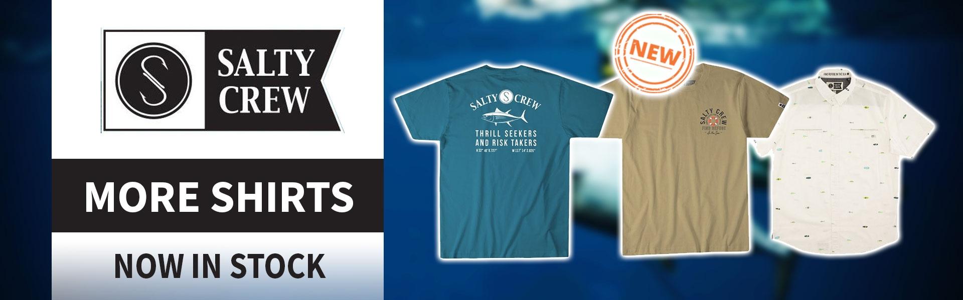 Salty Crew Shirts