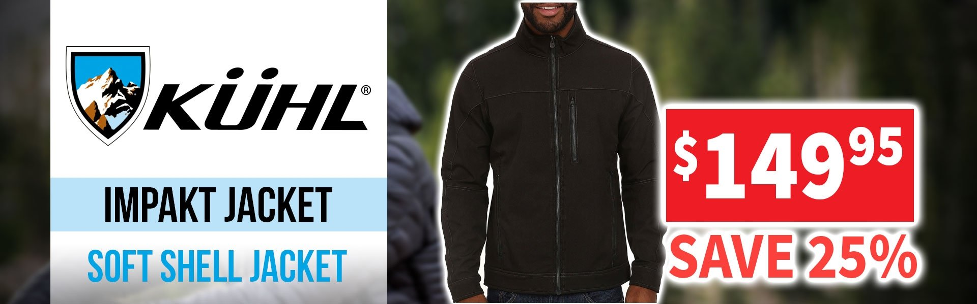 Kuhl Impackt Jacket Now $149.95